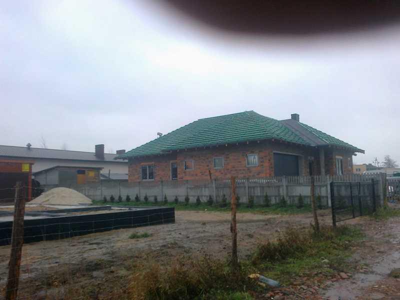 Montaż łat i kontrałat przez naszą firmę dekarską na dachu w okolicy Ostrowa Wielkopolskiego