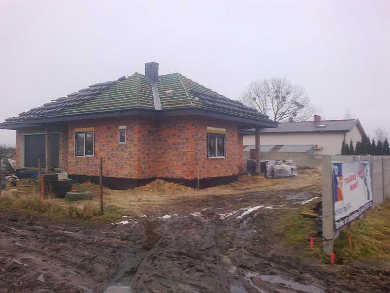 dachówki Bogen Reform C-11 antracyt angoba w okolicy Ostrowa Wielkopolskiego