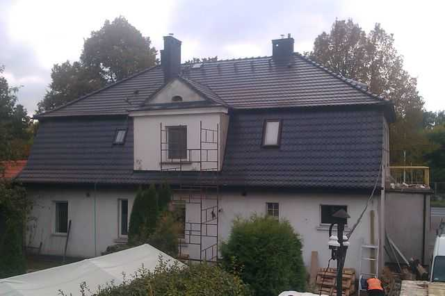 Remont dachu z karpiówki