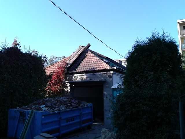 więźba dachowa, karpiówka koramic, obróbki blacharskie Ostrów