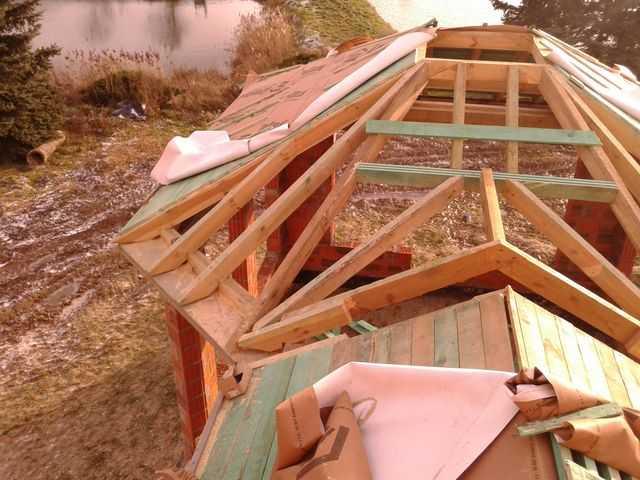 Konstrukcja więźba dachowej w Pleszewie