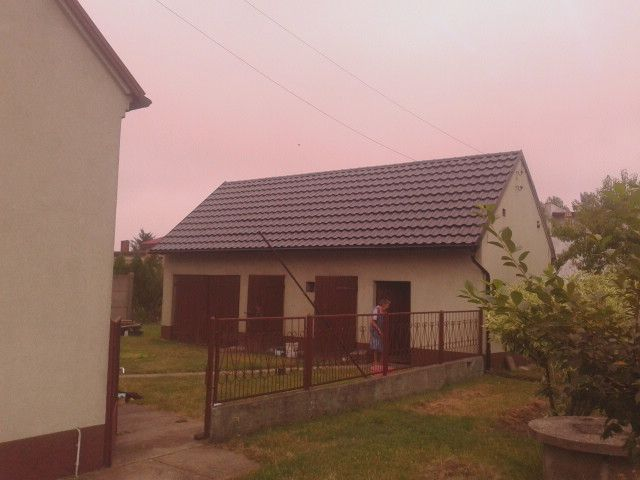 Nowe pokrycie dachowe z blachodachówki FLEX