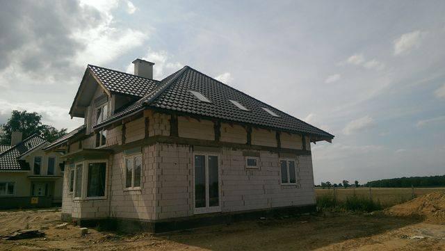 Nowa konstrukcja dachu w Kaliszu