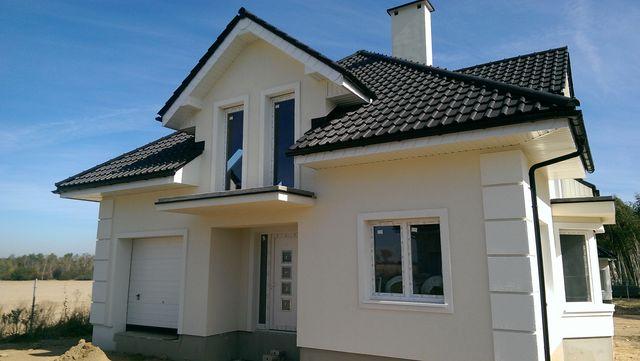 Montaż podbitki dachowej