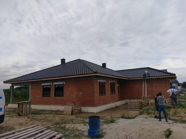 Efekt pracy firmy dekarskiej dachyostrow