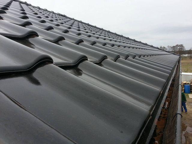 dachówka KORAMIC zamontowana przez dachyostrow