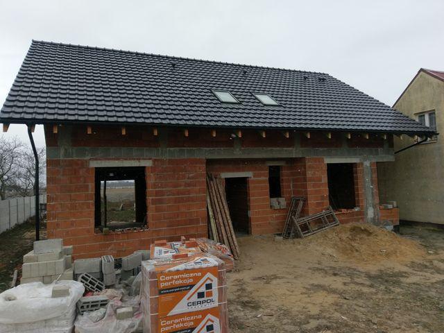 Ociąż dachyostrow pokrycie dachowe