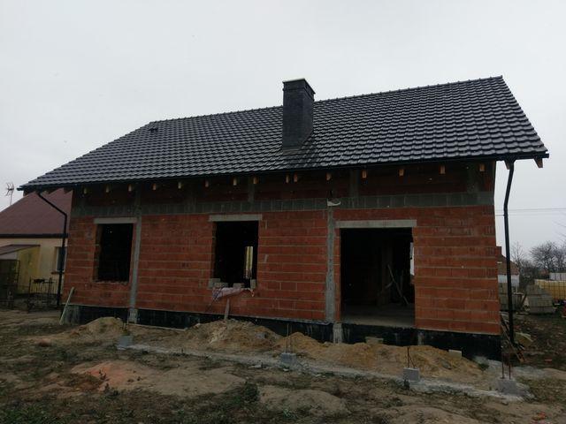 Ociąż montowanie dachu